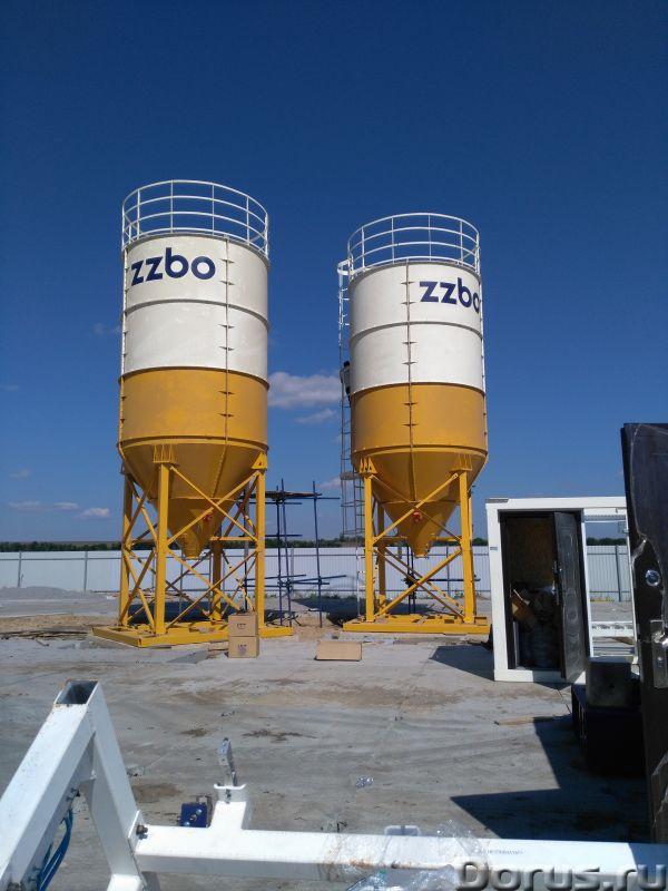 Силос СЦМ-75 (бункер) разборный - Промышленное оборудование - Силосная банка (V=50м3) цилиндрическая..., фото 1